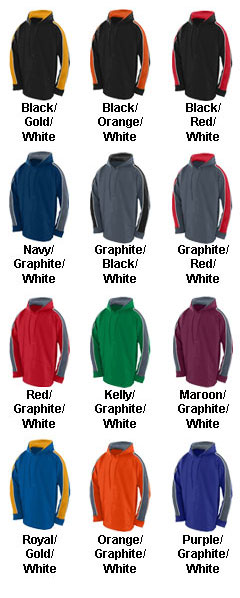 Adult Zest Moisture Wicking Hoody  - All Colors