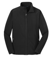 Custom Mens Tall Core Soft Shell Jacket