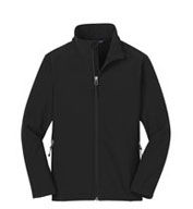 Custom Port Authority® Youth Core Soft Shell Jacket
