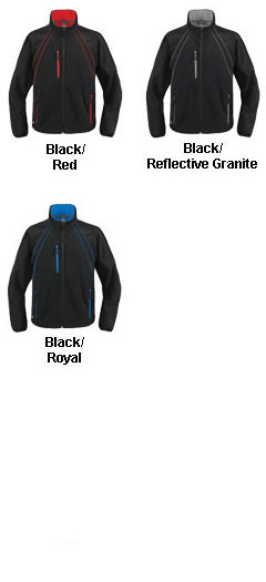 Mens Crew Softshell - All Colors