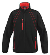 Custom Womens Crew Softshell