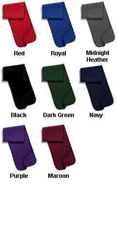 R-Tek® Fleece Scarf - All Colors