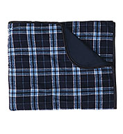 Custom Boxercraft® Premium Flannel Blanket
