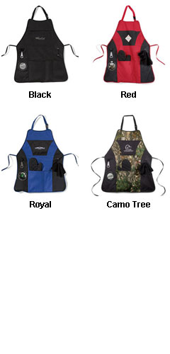 Grill Master Apron Kit - All Colors