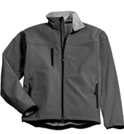 Custom Mens Tall Glacier® Soft Shell Jacket