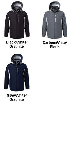 Adult Interval 3-in-1 Jacket - All Colors