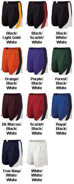 Holloway Approach Adult Short - All Colors