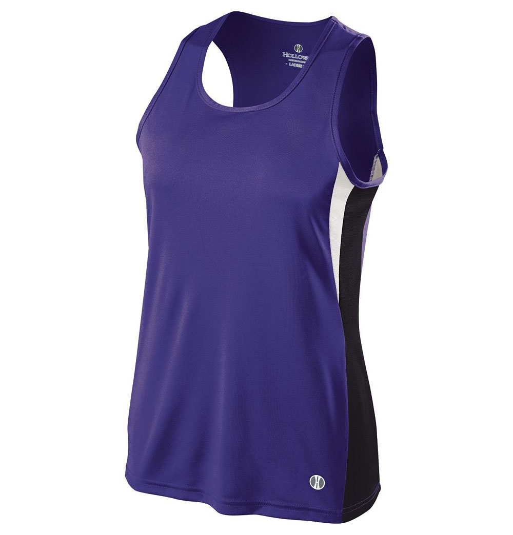 Holloway Ladies Vertical Singlet