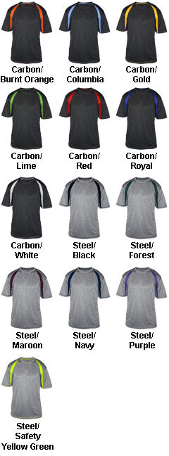 Adult Fusion Tee - All Colors