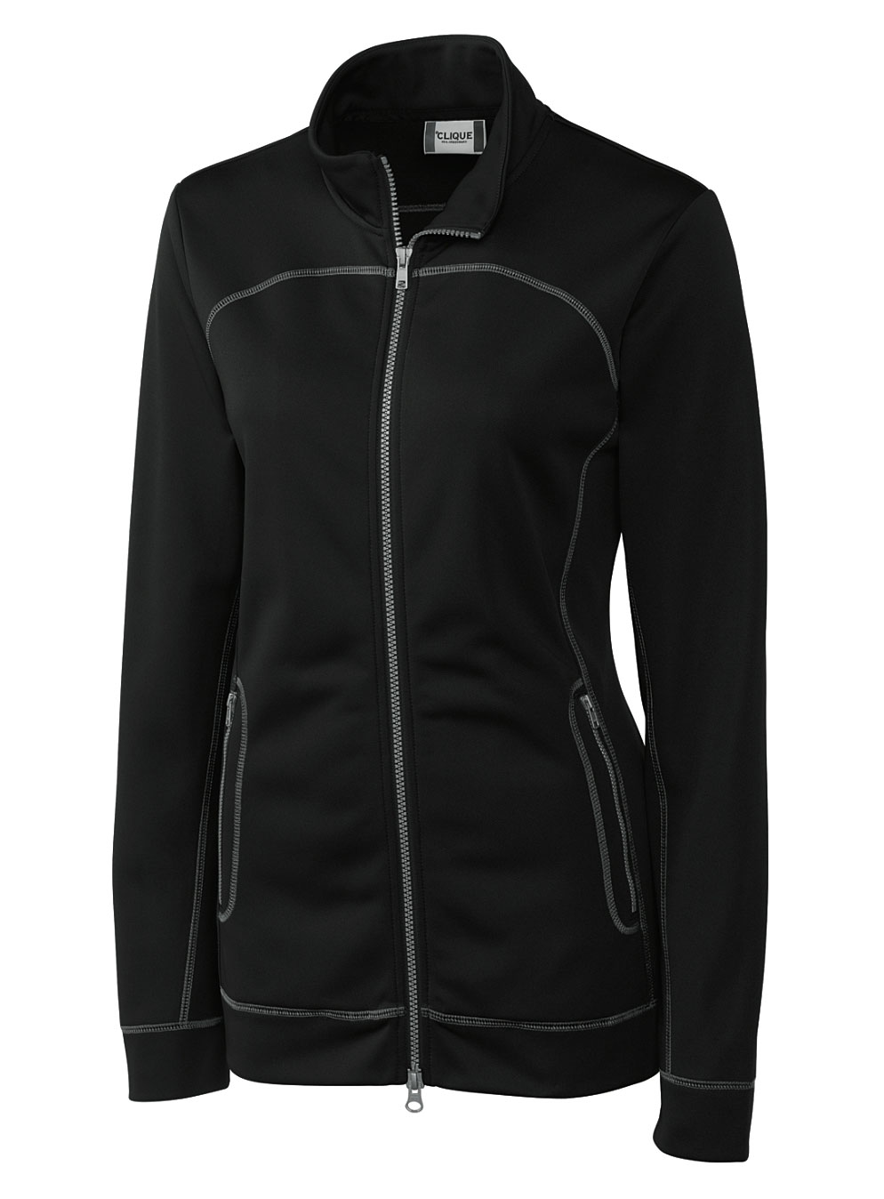 Clique Ladies Helsa Full Zip Poly Fleece