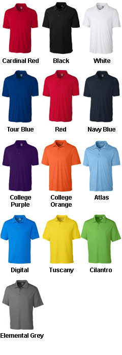 Mens Big and Tall DryTec™ Northgate Polo - All Colors