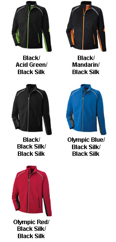 Dynamo Mens Hybrid Performance Soft Shell Jacket - All Colors