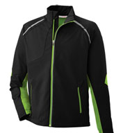 Dynamo Mens Hybrid Performance Soft Shell Jacket