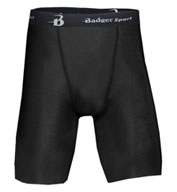 Custom Badger Mens Compression Short