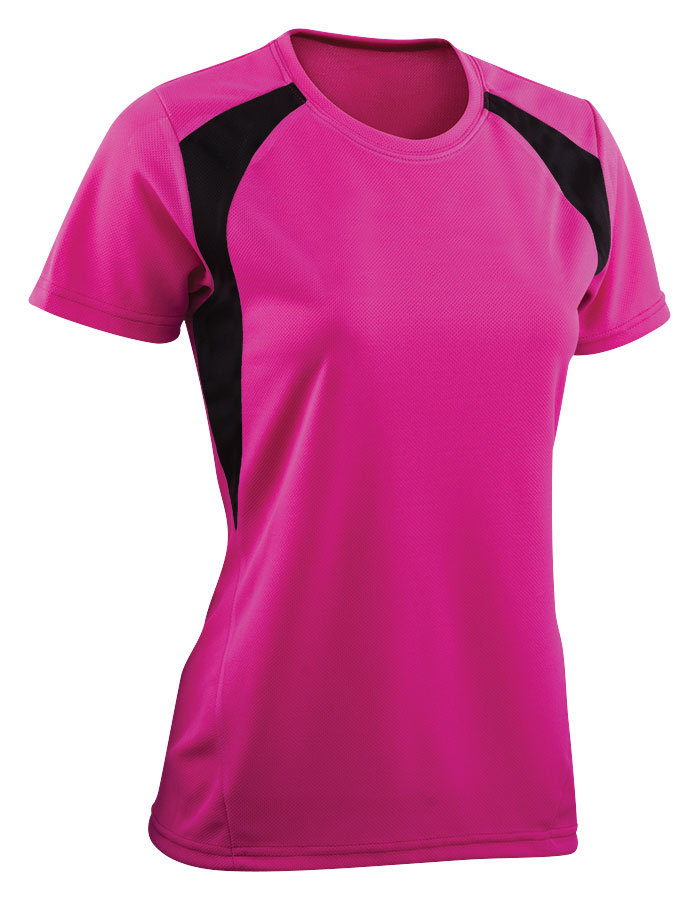 Teamwork Ladies Torrent Tech Tee - CLOSEOUT