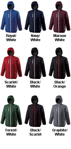 Holloway Youth Tropo Jacket - All Colors