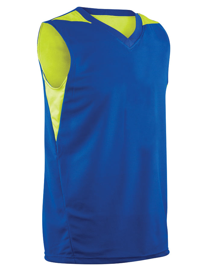 Teamwork Adult Turnaround Reversible Basketball Jersey - CLOSEOUT
