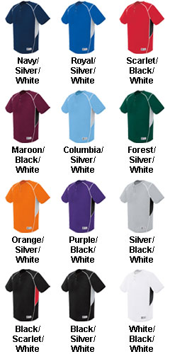 Adult Bandit 2-Button Jersey - All Colors