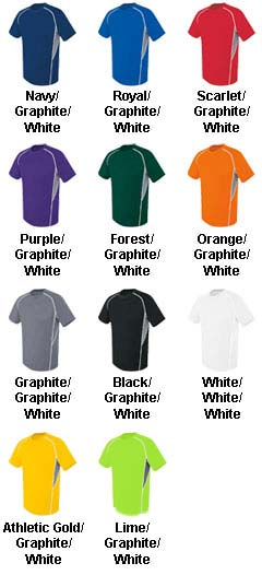 Adult Evolution Jersey - All Colors