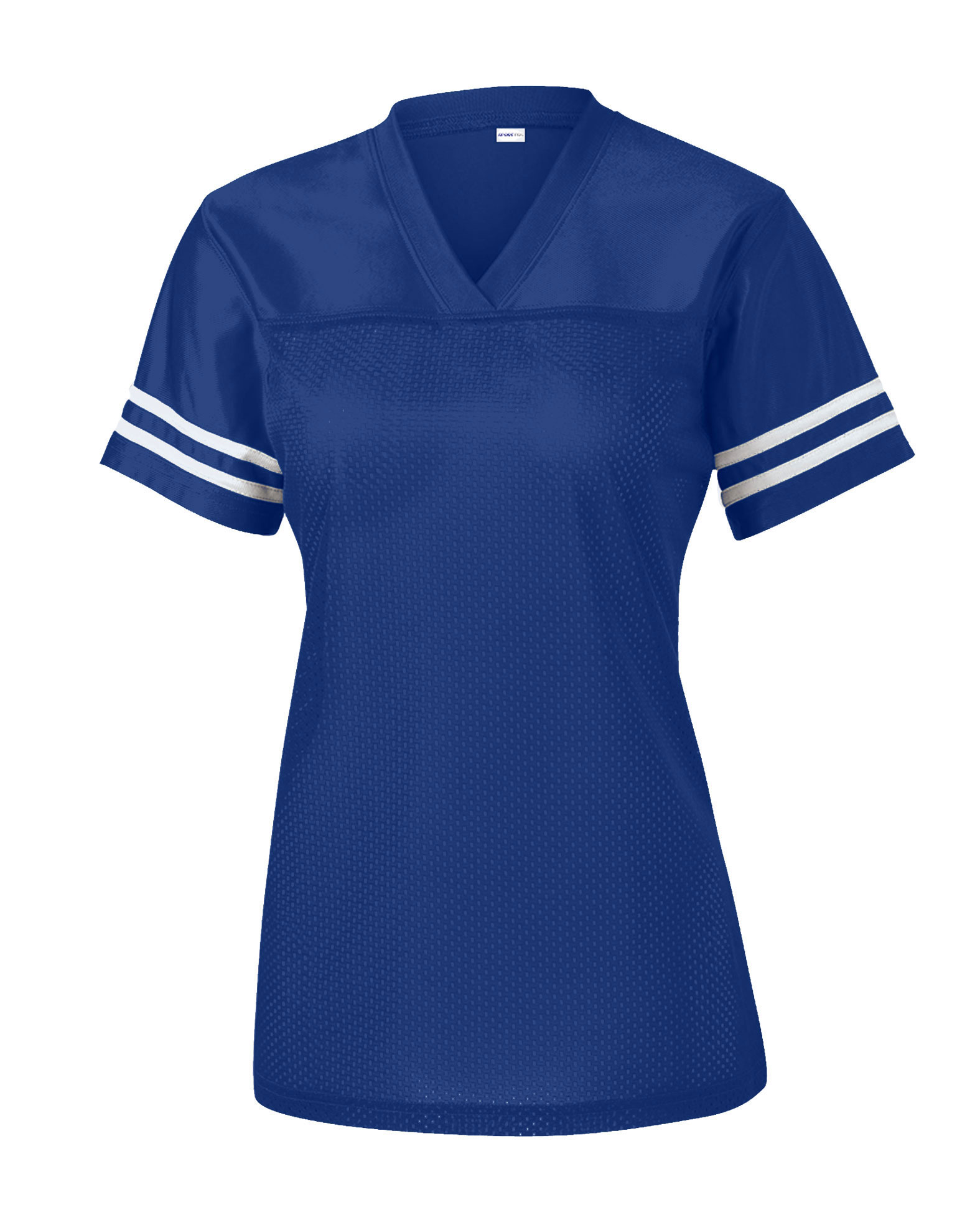 Sport-Tek® Ladies PosiCharge® Replica Football Fan Jersey