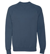 Custom Hanes Nano Crew Neck Sweatshirt