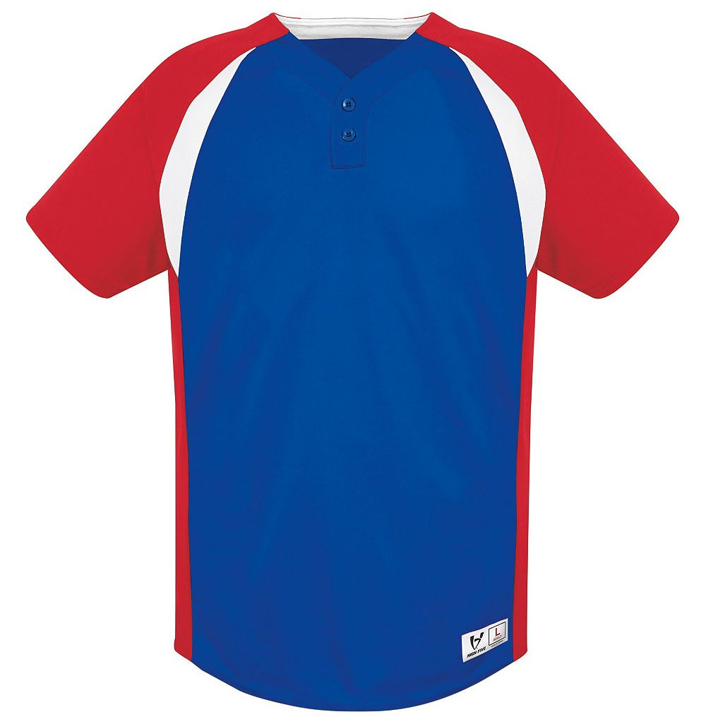 Adult Gravity Two-Button Jersey