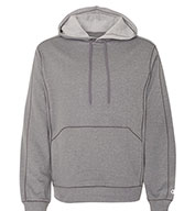 Custom Champion Mens Performance Colorblock Pullover Hood
