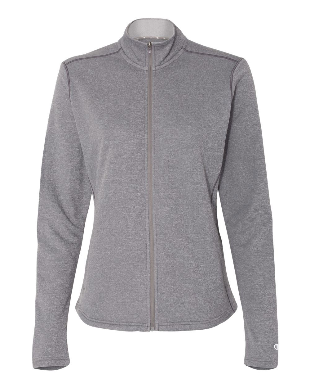 Custom Champion Ladies 5.4 oz Performance Colorblock Full-Zip Jacket f4932df7e6