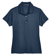 Custom Devon & Jones Ladies Pima-Tech™ Jet Pique Polo
