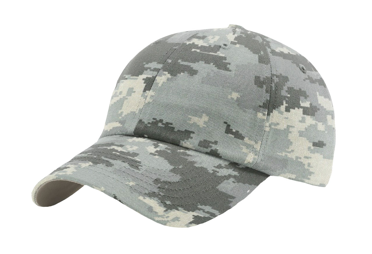 Richardson 840 Relaxed Camo Cap
