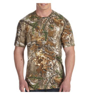 RealTree® Camouflage Pocket T-Shirt by Code V