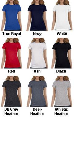 Bella Ladies USA Made T-Shirt - All Colors