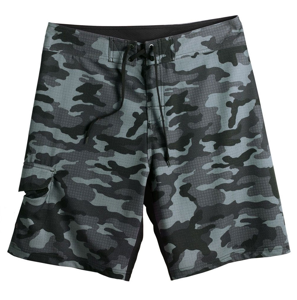 Burnside Mens Diamond Dobby Board Shorts