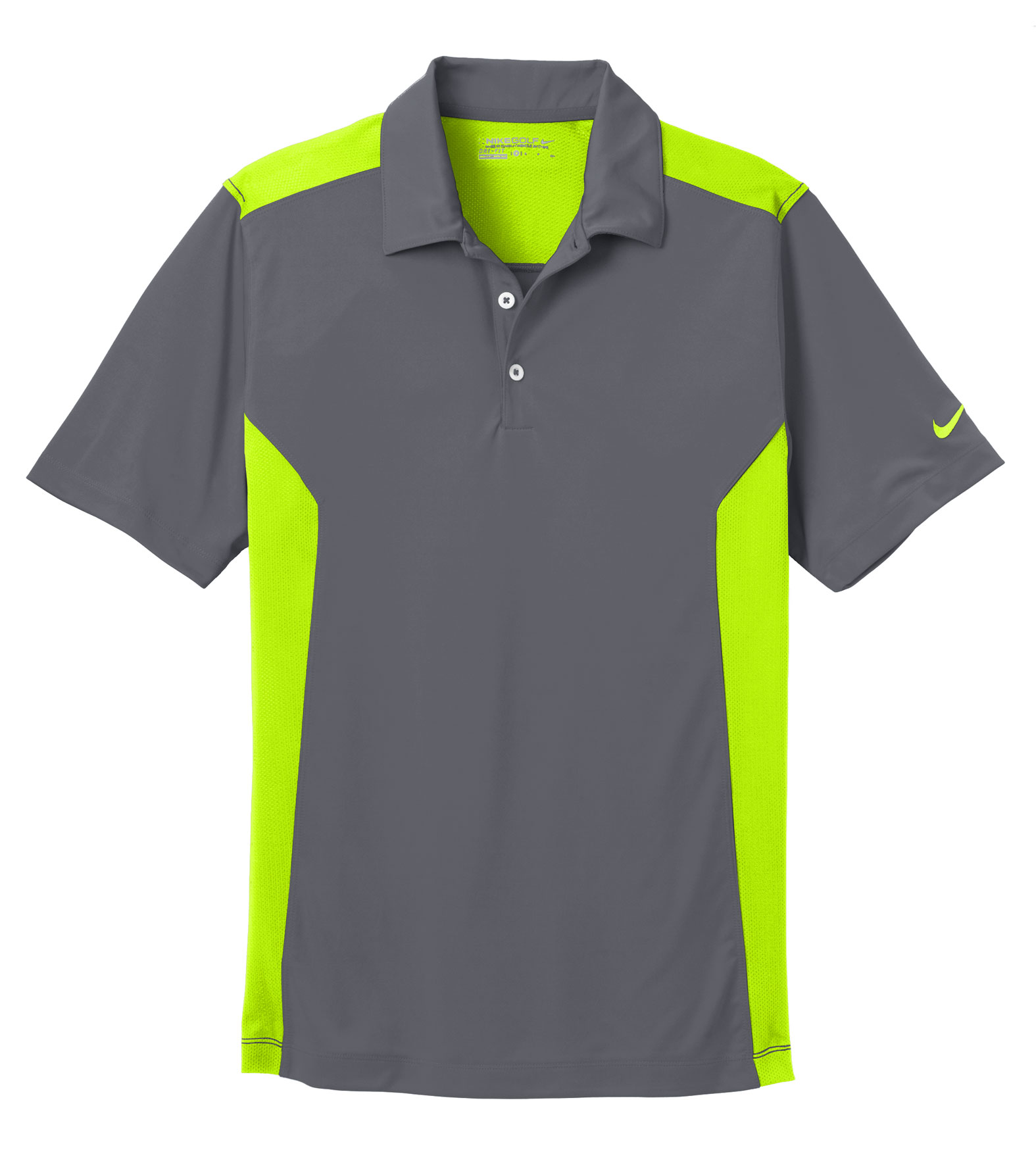 Nike Golf Mens Dri-FIT Engineered Mesh Polo