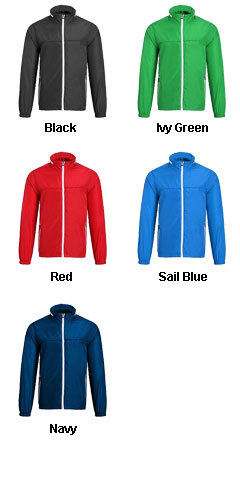Mens Cruiser Lightweight Windbreaker - All Colors