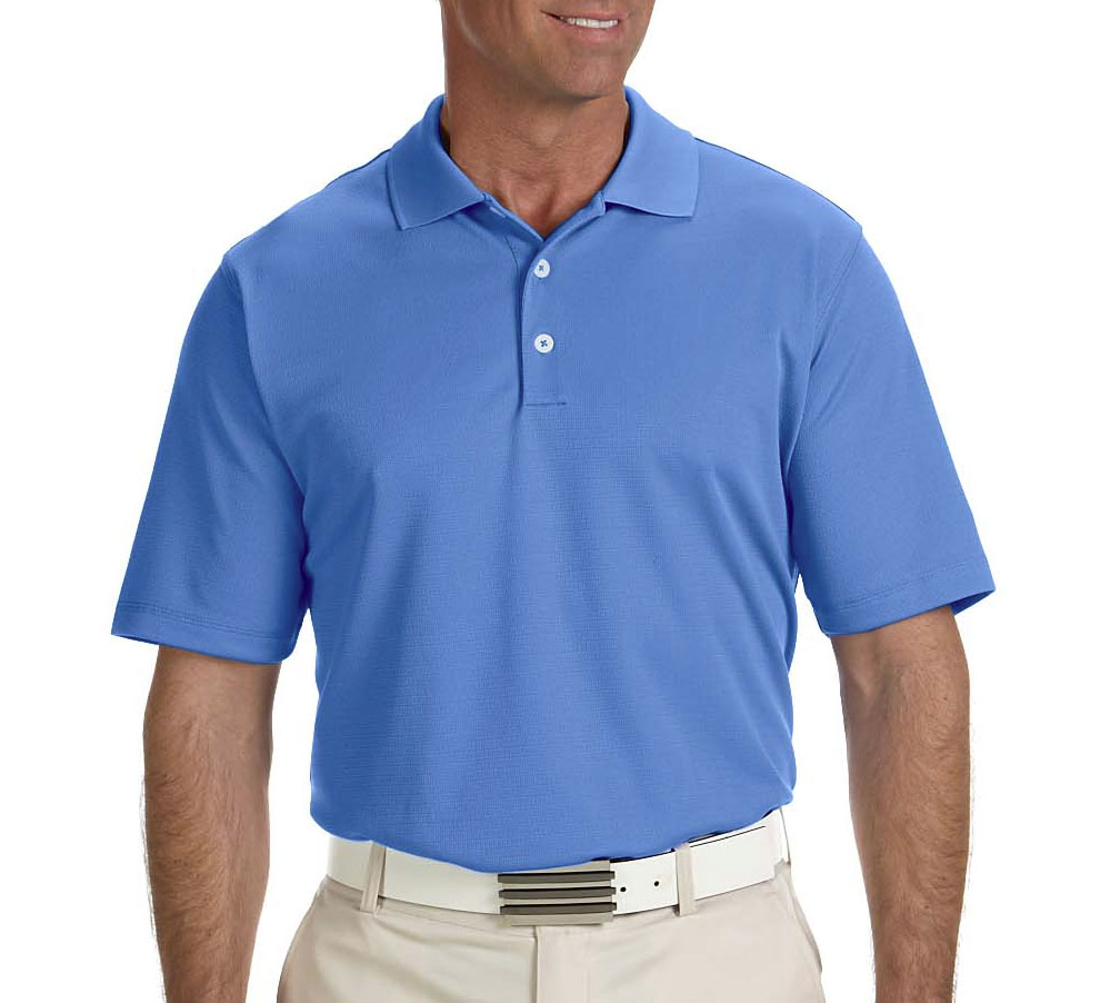 Adidas Golf Mens Climalite® Solid Polo
