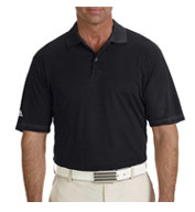 Custom Adidas Golf Mens ClimaLite® Contrast Stitch Polo