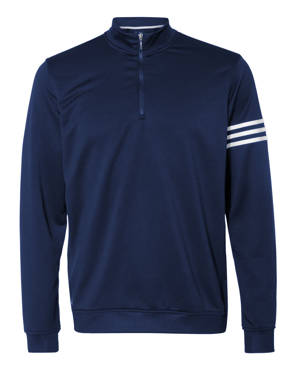Adidas Golf Mens ClimaLite® 3-Stripes Pullover
