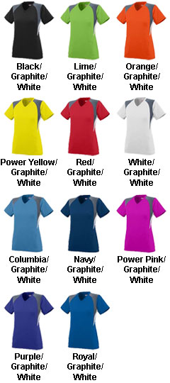 Ladies Mystic Jersey - All Colors