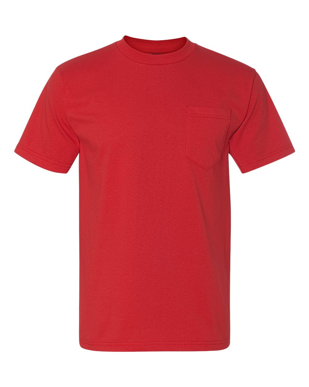 USA Union Made Mens Pocket T-Shirt