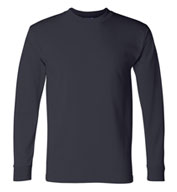 Custom Union Adult Made Long Sleeve Tee