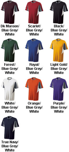 Holloway Adult Rocket Jersey - All Colors