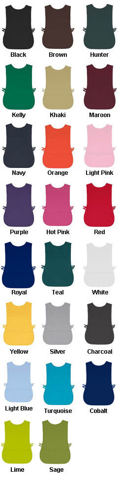 USA Made Cobbler Apron - All Colors
