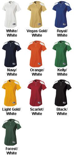 Holloway Ladies Rage Jersey - All Colors