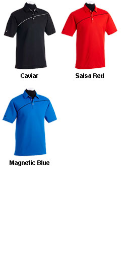 Callaway Adult Piped Performance Polo - All Colors