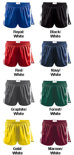 Aero Ladies Short - All Colors