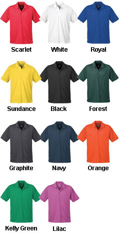 Mens Sport H2X-DRY® Polo - All Colors
