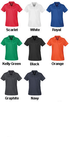 Womens Sport H2X-DRY® Polo - All Colors