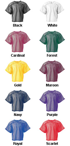 Youth All Porthole Practice Jersey - All Colors