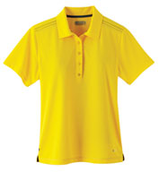 Womens Dunlay Short Sleeve Polo